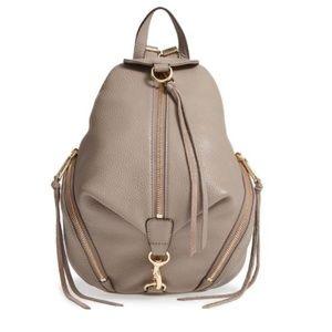 Rebecca Minkoff Medium Julian Backpack Leather